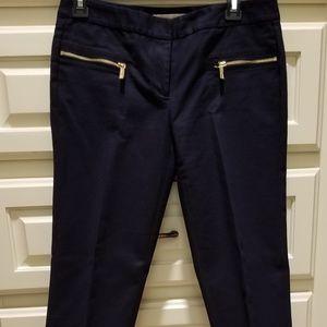 Michael Kors Navy Pants.